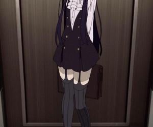 anime, inu x boku ss, and ririchiyo image