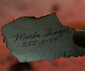 fight club, marla singer, and movie image
