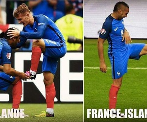 football, france, and ireland image