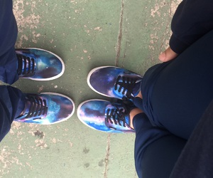 twins, universe, and vans image
