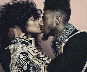 black, hairgoals, and africanamerican image
