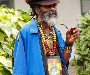 bob marley, Caribbean, and colors image