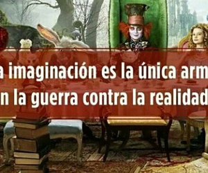 frases, reality, and imaginación image