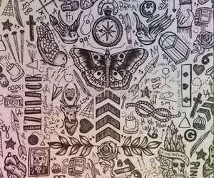 one direction and tatuajes image