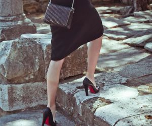 christian louboutin, classy, and dope image