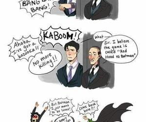 batman and robin image
