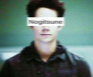 nogitsune, teen wolf, and stiles image