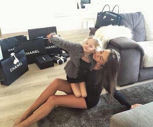 chanel, goals, and family image