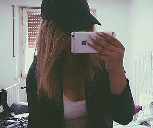 black, blonde, and german image