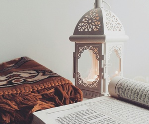 book, islam, and quran image