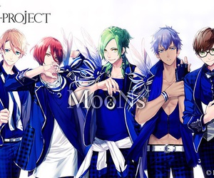 moons, b project, and kodou ambitious image
