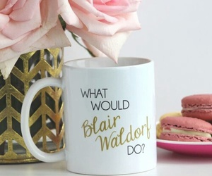 quote, blair waldorf, and gossip girl image