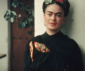 frida kahlo, art, and mexican image
