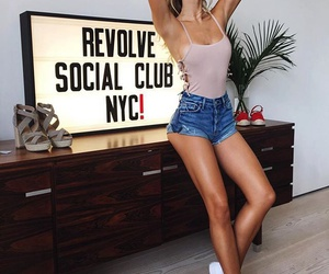 alexis ren, model, and outfit image