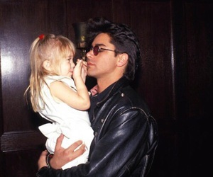 full house, john stamos, and vintage image