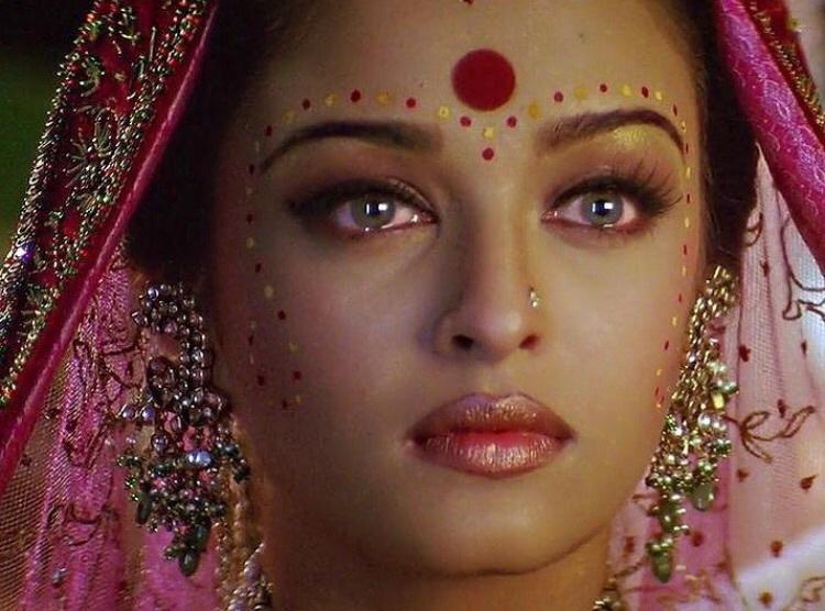 beautiful, indian, and makeup image