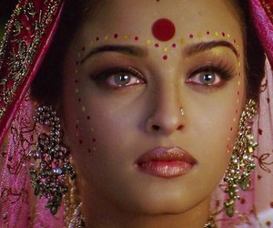 beautiful, indian, and woman image