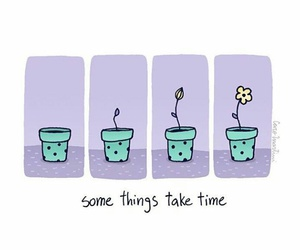 flowers, life, and quotes image