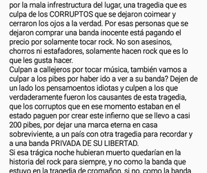 callejeros, infierno, and inocentes image