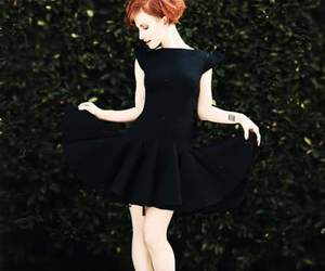 paramore, hayley williams, and dress image