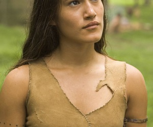 beauty, girl, and native image