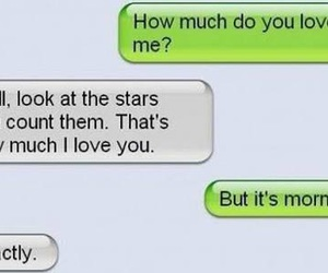 funny, text, and stars image