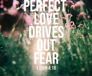 love, fear, and god image