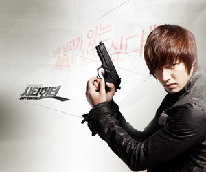 lee min ho, kdramas, and city hunter image