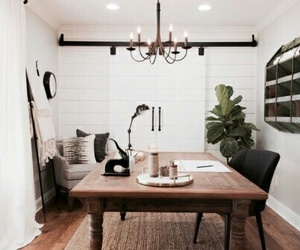 decor, simple, and simplicity image