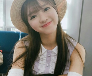 yooa, oh my girl, and OMG image