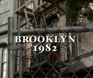 1982, Brooklyn, and series image