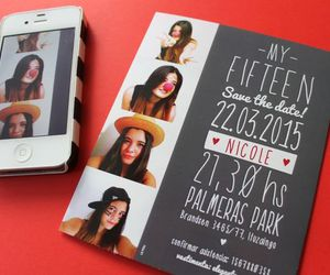 party, sweet sixteen, and fifteen image