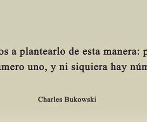 love, frases, and charles bukowski image