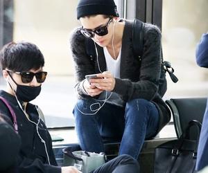 sehun, exo, and lay image