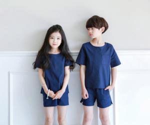 asian, cute girl, and kfashion image