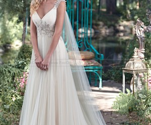 wedding, wedding dresses, and wedding gowns image