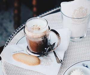 coffee, desserts, and luxury image