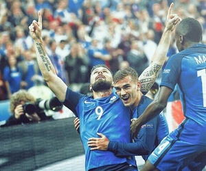 france, olivier giroud, and eurocopa image