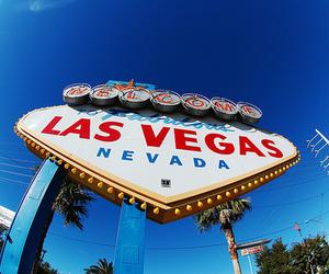 Las Vegas, photography, and Nevada image