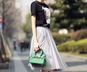 beauty, styles, and fashion image