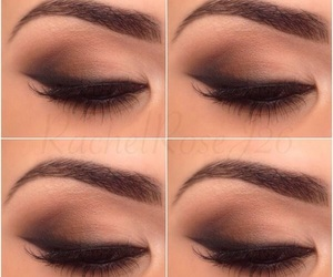 beautiful, contour, and eyebrows image