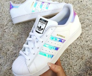 adidas, superstar, and shoes image
