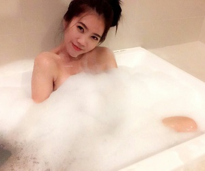 asian, girl, and asiangirl image
