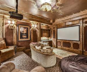 cinema, decor, and design image