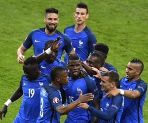 football, france, and equipe de france image