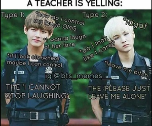 funny, kpop, and meme image