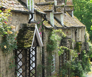 architecture, cotswolds, and uk image