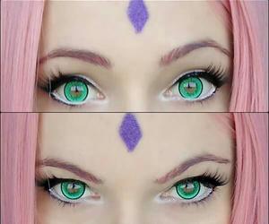 cosplay and sakura haruno image