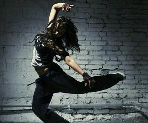 dance, hip hop, and dancing image