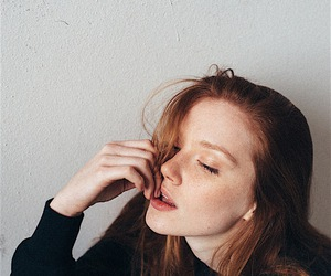 freckles, red head, and pick a flick image